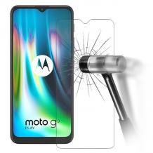 Стъклен скрийн протектор / 9H Magic Glass Real Tempered Glass Screen Protector / за дисплей на Motorola Moto G9 Play