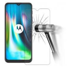 Стъклен скрийн протектор / 9H Magic Glass Real Tempered Glass Screen Protector / за дисплей на Motorola Moto E7 Plus