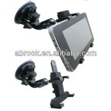 Универсална стойка за кола за таблет iPad Mini , Samsung , Prestigio, Privileg, GoClever - въртяща се на 360 градуса