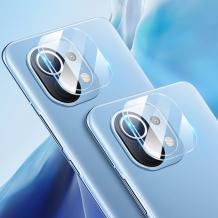 Стъклен протектор / 9H Magic Glass Real Tempered Glass Camera Lens / за задна камера на Xiaomi Mi 11 Lite