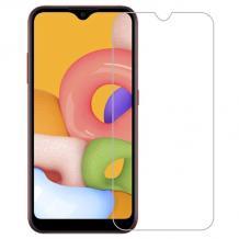 Стъклен скрийн протектор / 9H Magic Glass Real Tempered Glass Screen Protector / за дисплей на Samsung Galaxy A01
