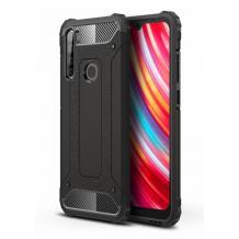 Силиконов гръб TPU Spigen Hybrid с твърда част за Xiaomi Redmi Note 8T - черен