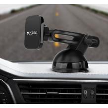 Магнитна универсална стойка за кола YESIDO C39 - черна