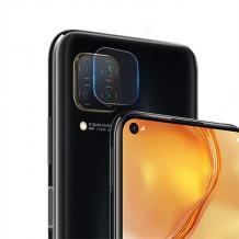 Стъклен протектор / 9H Magic Glass Real Tempered Glass Camera Lens / за задна камера на Huawei P40 Lite
