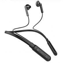Стерео Bluetooth / Wireless слушалки BASEUS S16 Encok Neck Hung /sport/ - черни