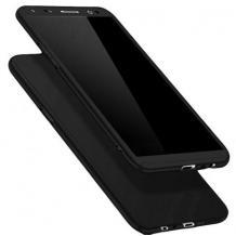 Твърд гръб Magic Skin 360° FULL за Xiaomi Redmi 8A - черен