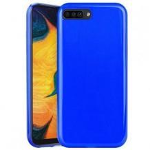 Силиконов калъф / гръб / TPU NORDIC Jelly Case за Apple iPhone 7 / iPhone 8 - син
