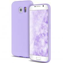 Силиконов калъф / гръб / TPU за Samsung Galaxy S7 G930 - лилав