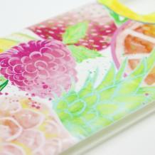 Луксозен силиконов калъф / гръб / TPU за Xiaomi Mi 10 / 10 Pro - Summer / плодове