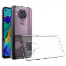 Силиконов калъф / гръб / TPU NORDIC Jelly Case за Nokia 5.4 - прозрачен