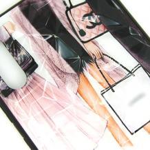 Луксозен твърд гръб 3D за Apple iPhone 7 Plus / iPhone 8 Plus - Girls / призма
