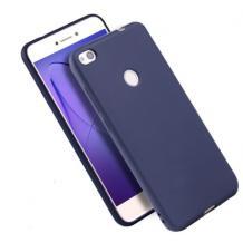 Луксозен силиконов калъф / гръб / TPU Soft Jelly Case за Xiaomi Redmi Note 5A Prime - тъмно син