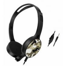 Геймърски слушалки GM-010 / Gaming Headset GM-010 - камуфлаж