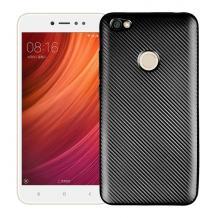 Силиконов калъф / гръб / TPU за Xiaomi RedMi Note 5A Prime - черен / Carbon