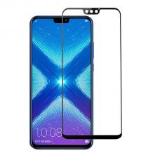 3D full cover Tempered glass screen protector Moto G5S+ / Moto G5S Plus / Извит стъклен скрийн протектор Moto G5S+ / Moto G5S Plus - черен