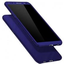 Твърд гръб Magic Skin 360° FULL за Xiaomi Redmi Note 8T - син