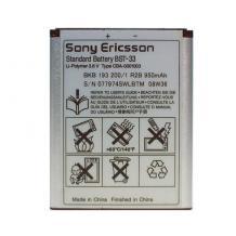 Оригинална батерия Sony Ericsson BST-33 - Sony Ericsson G900, J100i, K530i, K630, K790i, K800i, K810i