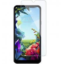 Стъклен скрийн протектор / 9H Magic Glass Real Tempered Glass Screen Protector / за дисплей нa LG K40S