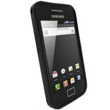 Силиконов калъф ТПУ за Samsung Galaxy Ace S5830 - Black