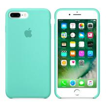 Оригинален гръб Silicone Case за Apple iPhone 7 / iPhone 8 - мента