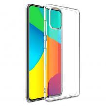 Луксозен силиконов калъф / гръб / TPU 2.0mm за Samsung Galaxy Note 10 Lite / A81 - прозрачен