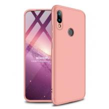 Твърд гръб Magic Skin 360° FULL за Xiaomi Redmi Note 7 - Rose Gold