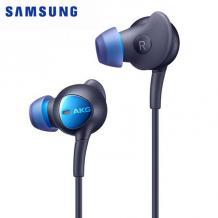 Оригинални стерео слушалки AKG Samsung ANC Earphones / handsfree / Type-C - сини