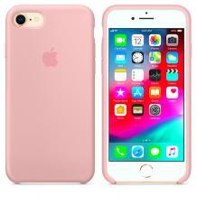 Оригинален гръб Silicone Cover за Apple iPhone 6 / iPhone 6S - пепел от рози
