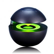 Bluetooth тонколона Led Ball / Bluetooth Led Ball Speaker - черна / топка
