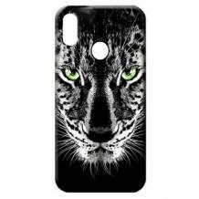 Силиконов калъф / гръб / TPU LUXO за Samsung Galaxy A40 - леопард