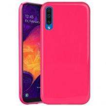 Луксозен силиконов калъф / гръб / TPU NORDIC Jelly Case за Samsung Galaxy Note 10 N975 - цикламен