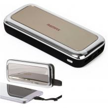 Универсална външна батерия Remax / Universal Power Bank Remax / 10000mAh - сребриста