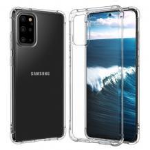 Удароустойчив гръб Roar Armor Gel за Samsung Galaxy S20 Plus - прозрачен