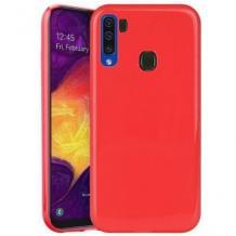 Силиконов калъф / гръб / TPU NORDIC Jelly Case за Xiaomi Redmi Note 8T - червен