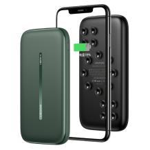 Универсална външна батерия USAMS CD146 Wireless Fast Charging / Universal Power Bank USAMS CD146 10000mAh - черна