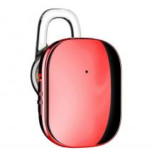 Безжична Bluetooth слушалка Baseus Encok Mini A02 Wireless Earphone Headset - червена