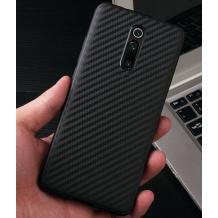 Силиконов калъф / гръб / TPU за Xiaomi Redmi 8A - черен / carbon
