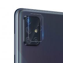 Стъклен протектор / 9H Magic Glass Real Tempered Glass Camera Lens / за задна камера на Samsung Galaxy A71