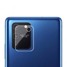 Стъклен протектор / 9H Magic Glass Real Tempered Glass Camera Lens / за задна камера на Samsung Galaxy S10 Lite / A91
