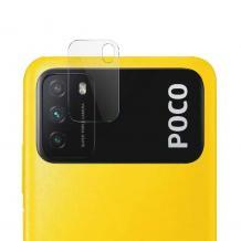 Стъклен протектор / 9H Magic Glass Real Tempered Glass Camera Lens / за задна камера на Xiaomi Poco M3