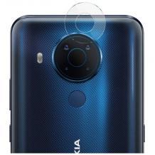 Стъклен протектор / 9H Magic Glass Real Tempered Glass Camera Lens / за задна камера на Nokia 5.4