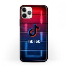 Силиконов калъф / гръб / TPU за Huawei P40 lite - Tik Tok