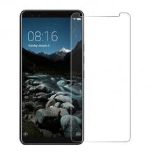 Стъклен скрийн протектор / 9H Magic Glass Real Tempered Glass Screen Protector / за дисплей нa HTC Desire 12 Plus