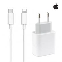 Оригинално бързо зарядно 18W за Iphone 12 series, MU7V2ZM/A PD charger