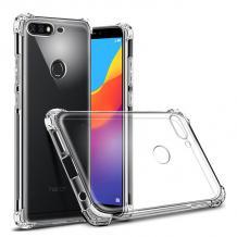 Удароустойчив ултра тънък силиконов калъф / гръб / TPU за Xiaomi Mi A1 / 5X - прозрачен