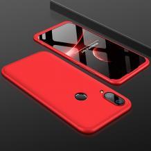 Твърд гръб Magic Skin 360° FULL за Samsung Galaxy A20e - червен