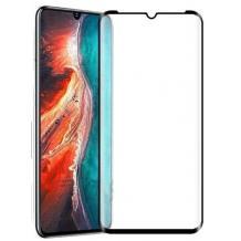 Оригинално извит удароустойчив скрийн протектор PET / 3D full cover Screen Protector за дисплей на Huawei P30 Pro