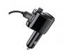 MP3 - FM Wireless transmiter BASEUS Locomotive CCALL-TRH01 Bluetooth 4.2 / 2xUSB, QC 3.4A / FM трансмитер за кола