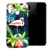 Силиконов калъф / гръб / TPU LUXO за Xiaomi Redmi Note 7 - розово фламинго