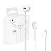 Оригинални стерео слушалки Apple Earpods with Lightning Connector / handsfree / - бели